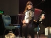 Roya on Accordion